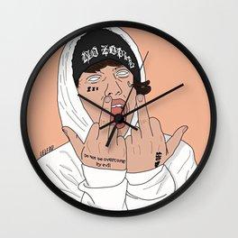 LIL XAN---ART III Wall Clock