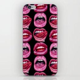 Kisses Galore iPhone Skin
