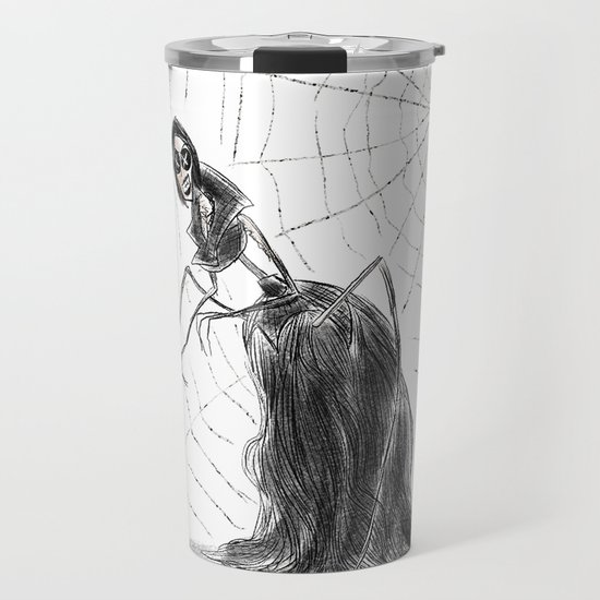 Coraline The Other Mother Travel Mug By Hollydoesart Society6