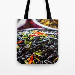 Entomophagy Tote Bag