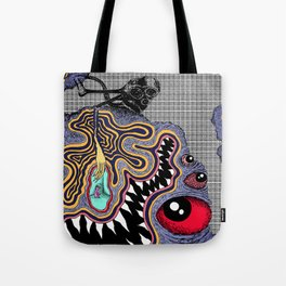 It Was Only a Nightmare Tote Bag