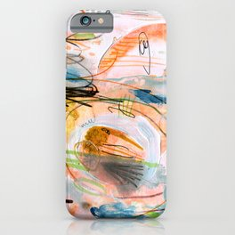 MUSICAL CONFUSION iPhone Case