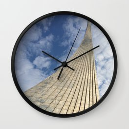 Road to the stars. Wall Clock