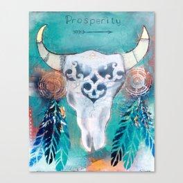 Prosperity Canvas Print
