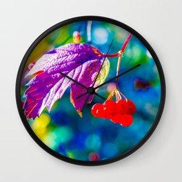Arrowwood Beauty Wall Clock