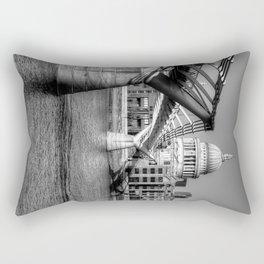St Pauls, London Rectangular Pillow