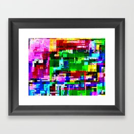 miss georgia, she's very pretty and i don't think she farts Framed Art Print