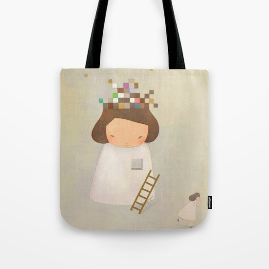 PIECE TO PEACE Tote Bag