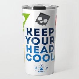 Keep Your Head Cool Travel Mug