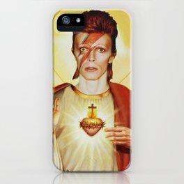 Saint David iPhone Case