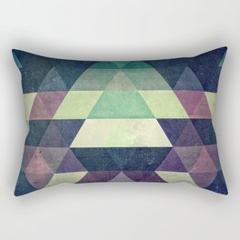 dysty_symmytry Rectangular Pillow