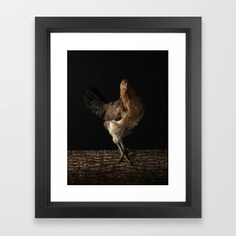 Blanche 18x24 Framed Art Print