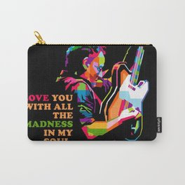 BruceSpringsteen Carry-All Pouch