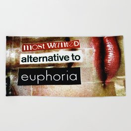 Euphoria Beach Towel