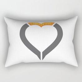 OverLove Rectangular Pillow
