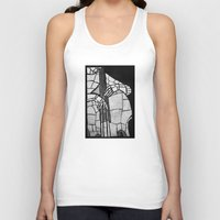 jazz Tank Tops featuring Jazz by spinL