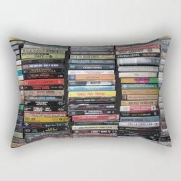 Hip-Hop Cassingles Rectangular Pillow