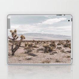 Vintage Desert Hombre // Cactus Cowboy Mojave Landscape Photograph Sunshine Hippie Mountain Decor Laptop & iPad Skin