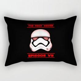 The First Order - Stormtrooper - Episode VII Rectangular Pillow