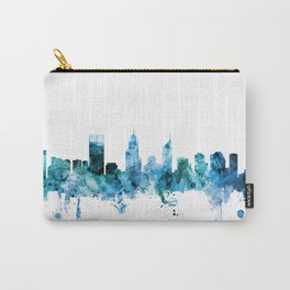 Perth Australia Skyline Carry-All Pouch