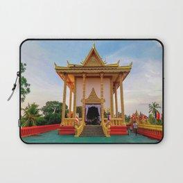 Cambodian Buddhist Students Centre Bomiriya Colombo Sri Lanka Ultra HD Laptop Sleeve