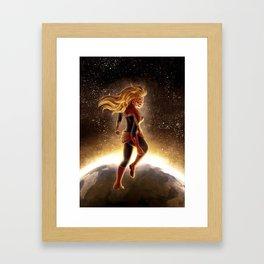 Rising Sun Framed Art Print