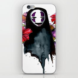 """Spirited-Away"" iPhone Skin"
