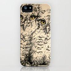 Owls 2.5 iPhone (5, 5s) Slim Case