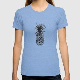 Black and White Pineapple T-shirt