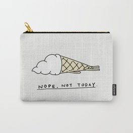 Nope Ice Cream Carry-All Pouch