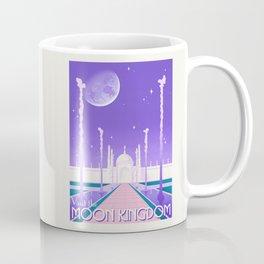 Visit the Moon Kingdom / Sailor Moon Coffee Mug