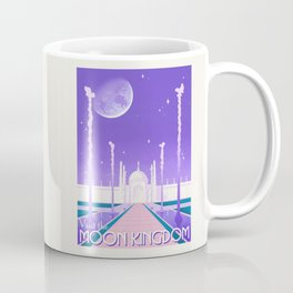 Visit the Moon Kingdom / Sailor Moon Coffee Mug