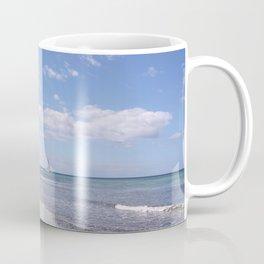 Stranded on Paradise Coffee Mug