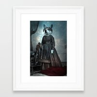 dexter Framed Art Prints featuring Dexter by ppatphoto