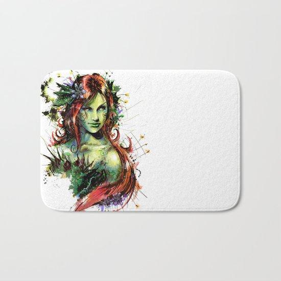 Poison Ivy Bath Mat