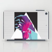 rooster iPad Cases featuring Rooster by Sudário