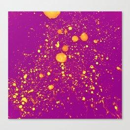 Violet Adagio Canvas Print