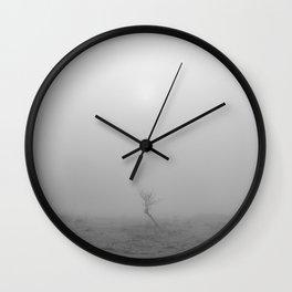 Low Wall Clock