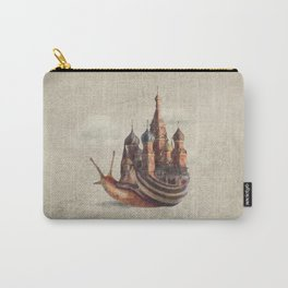 The Snail's Daydream Carry-All Pouch