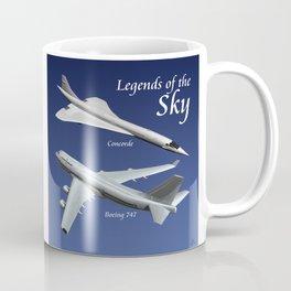 Legends of the Sky Coffee Mug