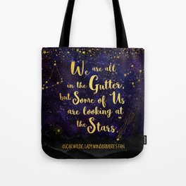 Wilde - Looking At The Stars Tote Bag