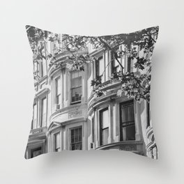 Upper West Side Dreaming Throw Pillow