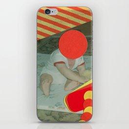 Warning iPhone Skin