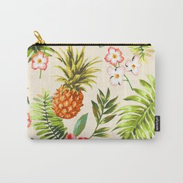 Wild Pinapple Carry-All Pouch