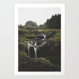 Fairy Pools, ii Art Print