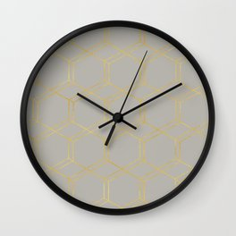 geometric v Wall Clock