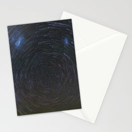 Circles of Stars Stationery Cards