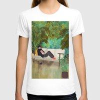 jungle T-shirts featuring jungle by Lara Paulussen