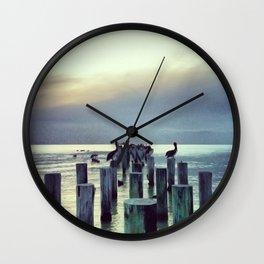 voler. Wall Clock