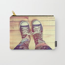 Me and my converse Carry-All Pouch